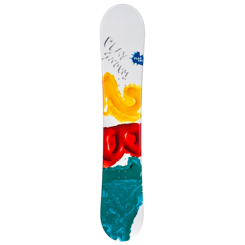 Image of 2B1 Play Green Snowboard