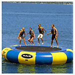 Rave Aqua Jump Eclipse 200 20 Foot Water Trampoline 2016