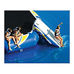 Aquaglide Platinum Rebound 16 Bouncer Slide Water Trampoline Attachment