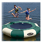Rave Aqua Jump Eclipse 120 Northwoods Edition Water Trampoline 2016