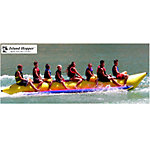 Island Hopper Commercial Banana Boat 8 Passenger Towable Tube 2016