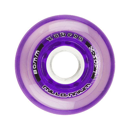 Labeda Gripper Millennium Inline Hockey Skate Wheels 4 Pack