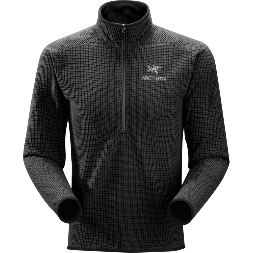 Arc'teryx Delta AR Zip Neck Mens Mid Layer