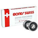 Bones Swiss Precision 16 Pack Skate Bearings 2017