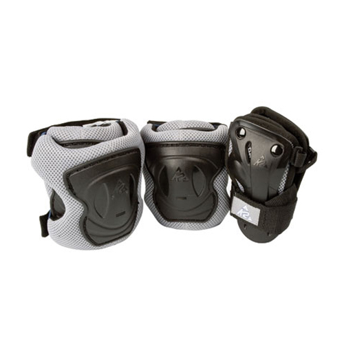 k2 moto three pad pack 2018- Save 27% Off - No one really likes wearing protective gear.  They can be uncomfortable, sweaty, and the style leaves little to be desired.  Well, K2's got your back.  And your knees, your elbows and your wrists.  With the K2 Moto Three Pad Pack you have the protection you need while maintaining some style.  And those sweaty knees, elbows and hands?  The Moto Pads are made with a breathable mesh and moisture management lining.  We can't stop you from sweating, although the breathable mesh will help cool you down, but we can make sure the moisture doesn't stick around.  The pads are easy to adjust, look pretty good and will get the job done.  No one ever thinks they're going to fall but most of us do and no one wants a scraped up and bloody knee or a broken wrist ruining their day, that's why K2 has the Moto Three Pad Pack.  Knee Pads, Elbow Pads and Wrist Guards,  Breathable mesh fabrics,  Elastic straps for the perfect fit,  GTIN: 0714636749386, Shipping Restriction: This item is not available for shipment outside of the United States., Product ID: 212045, Model Number: I11800152, Model Year: 2018