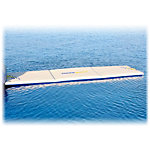 Aquaglide 10 Foot Runway Water Trampoline Attachment