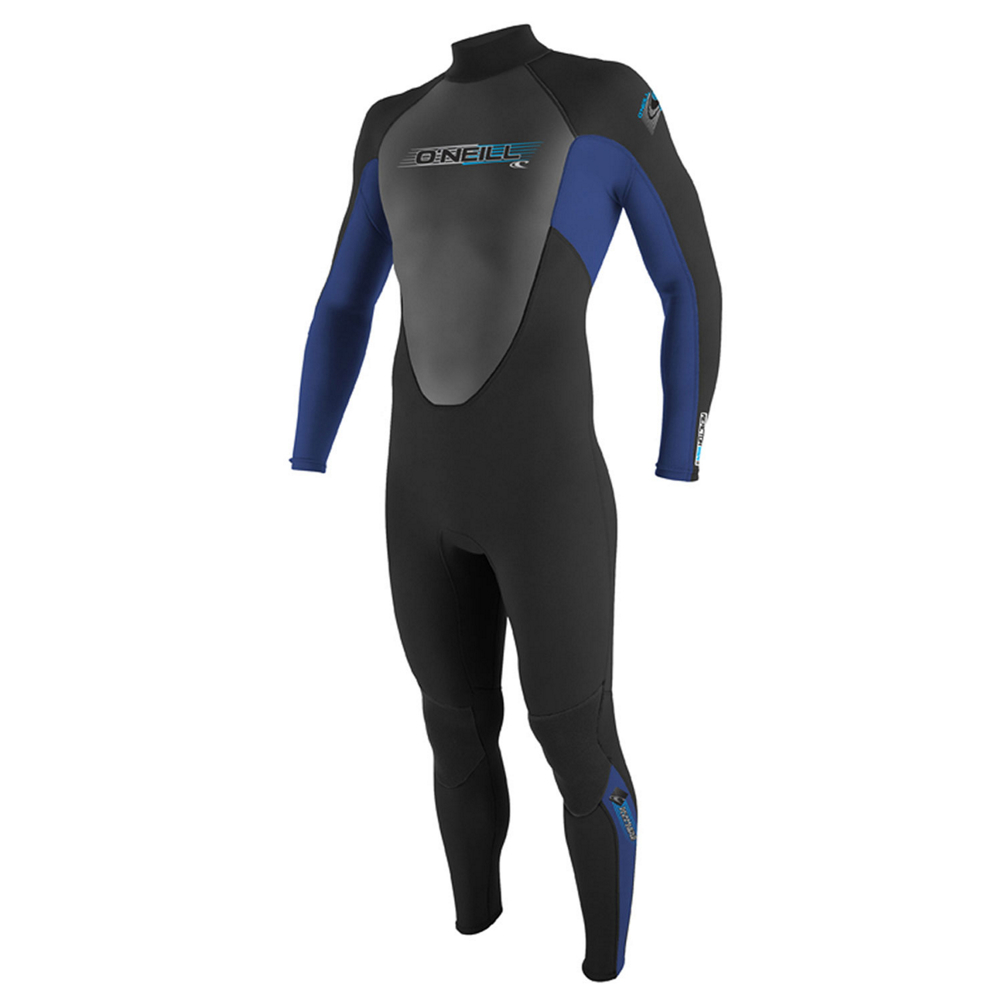 o'neill reactor 3/2 kids full wetsuit 2017- Save 21% Off - No more chattering teeth or dangerous sun burns when you pick up the O'Neill Reactor 3/2 Full Length Wetsuit for your child.  The Reactor is made up of a 100 percent super stretch material that makes the suit soft and comfortable and allows you to move freely without restriction.  The strategic seamless paddle zones also keep this suit moving freely.  100% Super Stretch,  Double Super Seal Neck,  Back Zip System,  Strategic Seamless Paddle Zones,  Lumbar Seamless Design,  Style: Long Arm Full, Thickness: 3/2mm, Seam Construction: Flatloc Stitched, Model Year: 2017, Product ID: 221610, Shipping Restriction: This item is not available for shipment outside of the United States., Model Number: 3802 K74 16, GTIN: 0603731899884