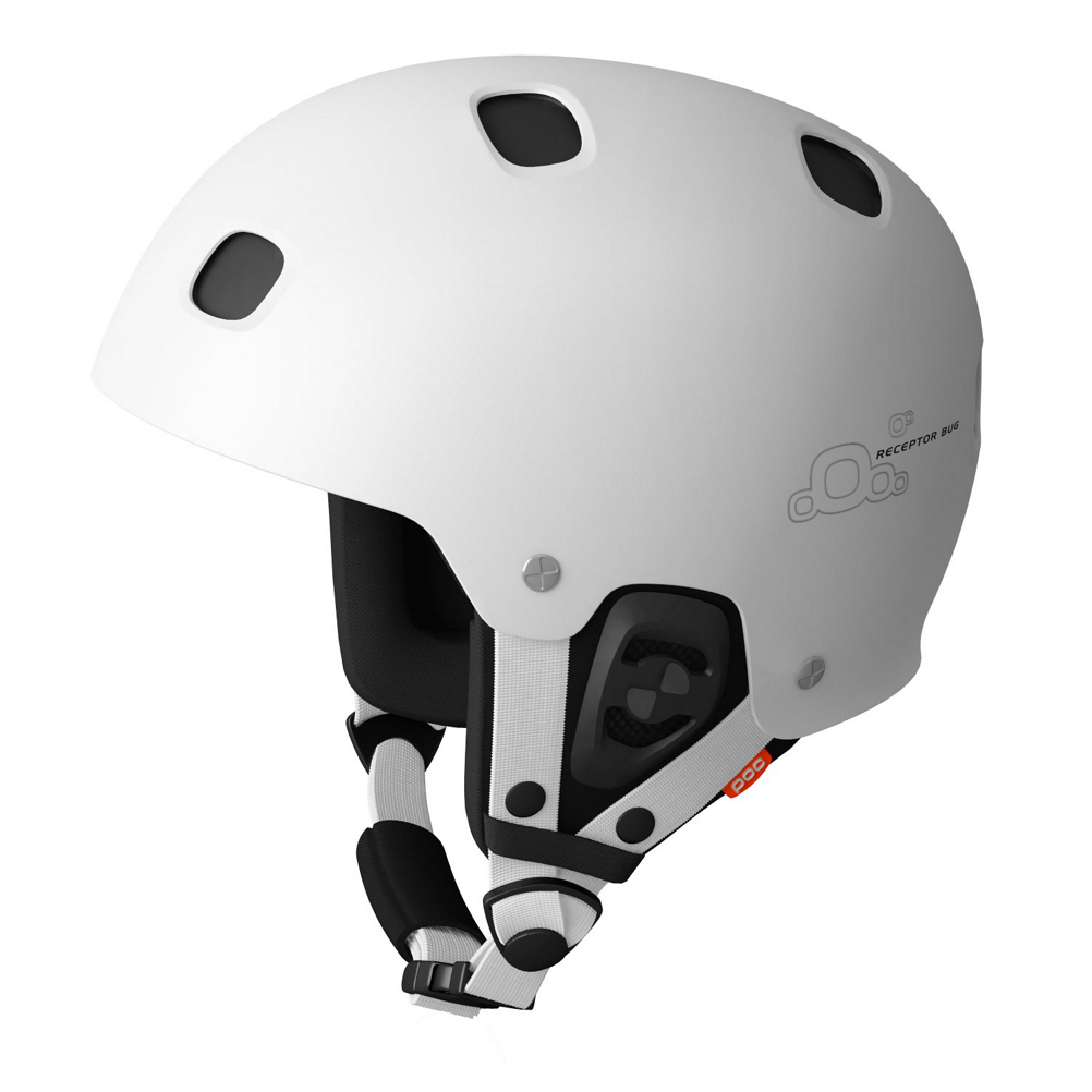 poc receptor bug adjustable helmet- Save 66% Off - Taking all the technology from the most appreciated helmet in their line, the Receptor Bug, POC added a convenient size adjustment system making it suitable to even more snow sports enthusiasts. The newly refined Receptor Bug Adjustable sticks with the Double Shell technology that allows for great flow through venting that is puncture proof and adjustable. Inside the hard outer shell EPS and Polycarbonate create the inner liner for excellent protection and comfort. Simple, removable ear pads and comfortable neckroll make for a clean and comfortable finish to the shell design. Where the Receptor Bug Adjustable differs is by using two shell sizing (i.e. M/L) with an adjustable sizing system allowing the Receptor Bug Adjustable to fit head shapes the previous Receptor helmets could not. Now the Receptor Bug Adjustable offers all the clean Swedish style POC is loved for with a fit for every head.  Double Shell System,  Penetration Proof Ventilation With Airflow Channels,  EPS And Polycarbonate In-mold Liner,  Convenient Size Adjustment System,  Gender: Mens, Race: No, Category: Half Shell, Audio: Audio Compatible, Brim/Visor: No, Ventilation: Adjustable, Adjustability: Full, Year Round Capable: No, Shell Construction: Hybrid, Warranty: One Year, Certifications: EN 1077 - Class B, ASTM F 2040, GTIN: 7332522222572, Model Number: 10280 121 X/S, Product ID: 242908, Model Year: 2013