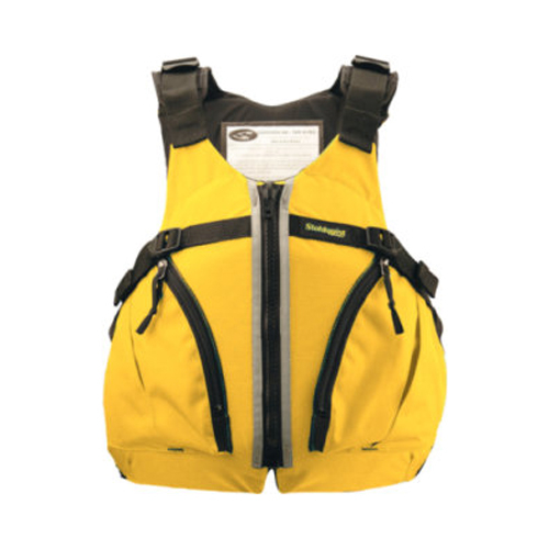 stohlquist trekker adult kayak life jacket- Save 17% Off - Updated with a Wrapture Shaped Torso, the Stohlquist Trekker Life Jacket is extremely comfortable for any kayaker. The biggest feature now is the Wrapture Shaped Torso which brings you an ergonomic shaped torso by using reverse articulated foam that contours to the natural shape of your body. Convex Interior Seams give you a close, low profile fit. Overall, the Wrapture is all about a secure, comfortable fit without that restrictive feeling that you can usually get with other life jackets. Designed with a Cross-Chest Cinch Harness, this will lock flotation elements in place so that you can avoid the discomfort of having the jacket ride up. There's a Mesh Back which makes riding in a kayak super comfy. The PFD's position is placed above high seat backs so that you can ride in a sit-on-top kayak in comfort. With roomy front pockets and a comfortable ergonomic-style, the Stohlquist Trekker Live Jacket is a functional jacket designed for the kayaker.  Ergonomic Wrapture Shaped Torso,  Cross-Chest Cinch Harness for zero ride up,  4-Way Accessory Lash Tab,  #10 YKK Zipper with non-corroding slider,  3M Reflective Material,  Ventilated Shoulder and Back Pad,  Large Zippered Pockets with drainage,  Open Sides for ventilation,  Adjustable 1-1/2'' Webbing Shoulder Pulls,  Entry Grip Tab at Zipper Base,  1-1/2'' Webbing Belt with Dual Forward Pulls,  500 Denier Cordura Shell and 200 Denier Oxford Liner,  Type III PFD with sea level buoyancy of 16 lbs. 12 oz.,  UL and ULC Listed - USCG and Transport Canada Approved,  Skill Range: Intermediate - Advanced Intermediate, Model Year: 2016, Product ID: 253230, Also Known As: Life jackets are also commonly referred to as Life Vests and PFDs (Personal Flotation Device)., Model Number: 523154, GTIN: 0053242254168