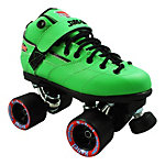 Sure Grip International Rebel Green Boys Speed Roller Skates