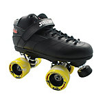 Sure Grip International Rebel Twister Black Boys Speed Roller Skates