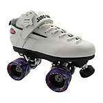 Sure Grip International Rebel Twister White Boys Speed Roller Skates