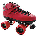 RC Rebel Twister Red Speed Roller Skates