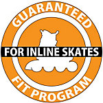 Guaranteed Fit Program For Inline Skates