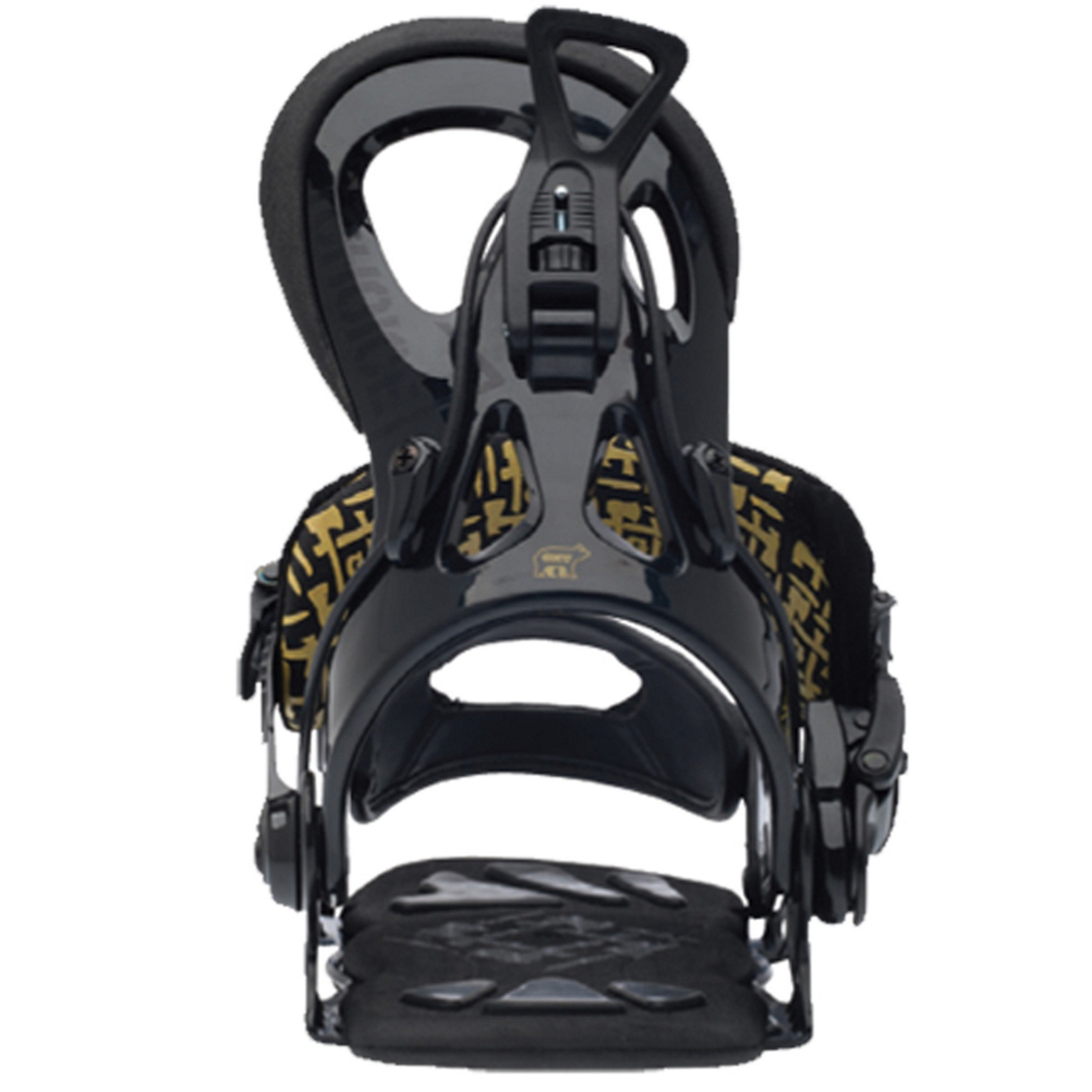 gnu choice snowboard bindings- Save 44% Off - Sometimes the hardest thing in life is making choices. When you put yourself in challenging parts of the mountain or park you need to make a choice.  The GNU Choice gives you ergonomic support with an Asymmetric highback and strap for increase control and power transfer.  The Choice comes packed with a Ultra light aluminum Baseplate and Triple Dampening which includes an EVA footbed, shock pads, and base buffer.  All of these combined creates a smooth ride for any feature on the mountain.  The GNU Choice should be an easy decision for any rider looking for a convenient binding with performance all in the same binding, the choice should be easy to make.  Ultra Light Baseplate,  Aysmmetric highback with lateral adjust,  Triple Dampening,  2012 - 2013 Season,  Skill Range: Advanced Intermediate - Expert, Model Year: 2013, Product ID: 270951, Shipping Restriction: This item is not available for shipment outside of the United States., Gender: Mens, Skill Level: Advanced Intermediate, Model Number: 213530, GTIN: 3606853899142, Binding Compatibility: Standard 4 Hole, Chassis Material: Aluminum, Standard 4 Hole Compatible: Yes, Traditional Burton (3D) Compatible: No, ICS Channel Compatible: No, Canted Footbed: No, Quick Entry: Yes, Warranty: One Year, Toe Strap Style: Cap, Buckles: Micro Buckle 2, HighBack: Aysmmetric Highback, Flex: Medium, Strap Material: Inverse Seam Ankle Strap and Synthetic Leather Wrapped Toe Strap, Snowboard Best Use: All-Mountain Freestyle