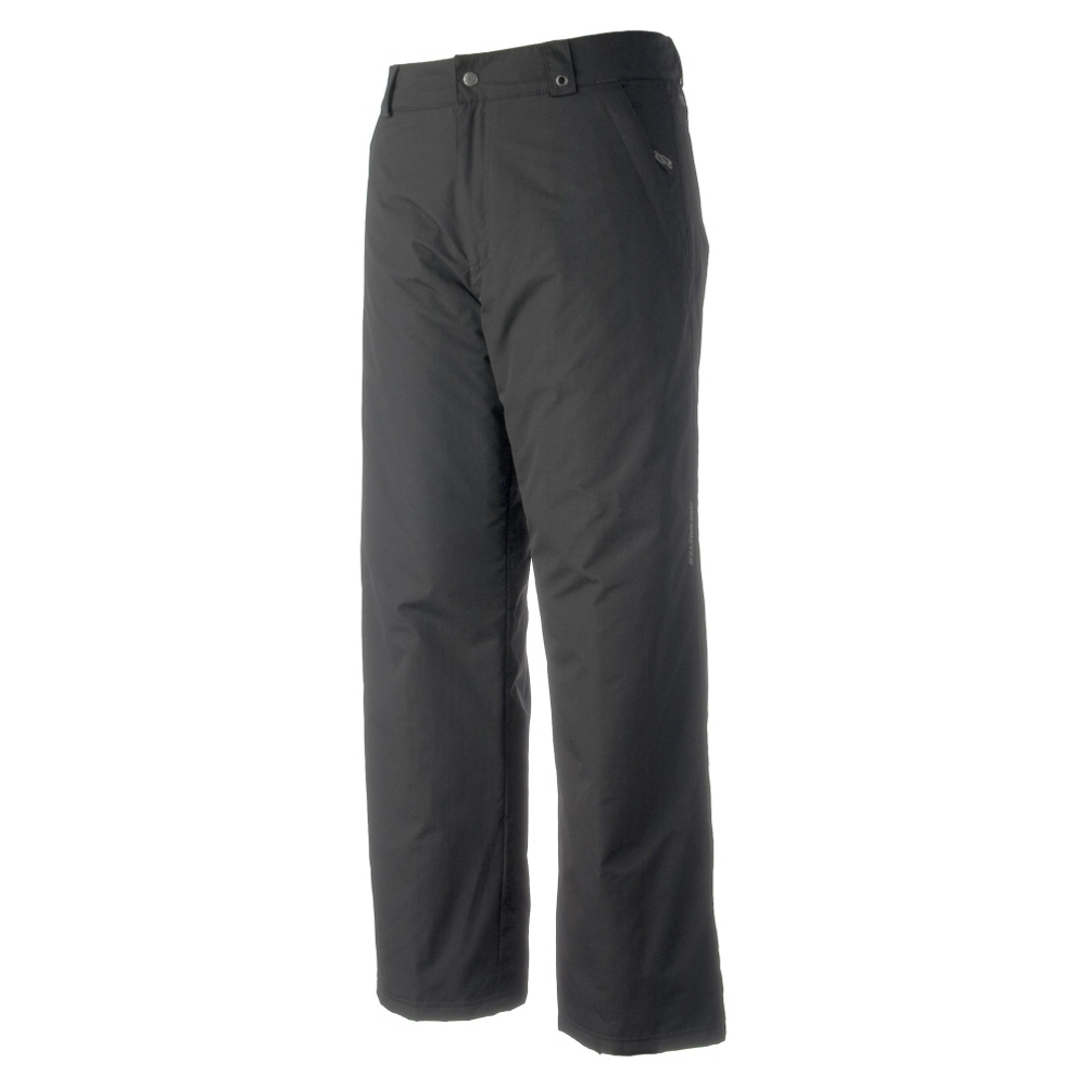 obermeyer keystone short mens ski pants- Save 69% Off - The functional, freeride fit of Obermeyer's Keystone Short Mens Ski Pants boasts a HydroBlock coating offering extreme warmth and protection. This breathable and waterproof coating ensures that you'll stay dry, warm and comfortable all day on the mountain. The Obermeyer Keystone Short Ski Pants are part of the essential line of mandatory cold weather apparel coverage. Mix and match with your favorite Obermeyer Jacket to complete your winter needs. Great features, functionality and performance make The Keystone Short Ski Pants your in-demand wearable for cold weather.  Critical seams sealed,  Elastic back waist panel,  Reinforced stitching,  Ski pass grommet,  Tricot-lined hand pockets,  Powder cuffs with gripper elastic,  Zip front fly,  Model Year: 2014, Product ID: 276159, Model Number: 25205 09 SS, GTIN: 0700599725499, Warmth Factor: Warmer, Pockets: 1-2, Waist: Elastic, Lining Material: Nylon Blend, Pant Fit: Regular, Type: Insulated, Use: Ski, Breathability: Low Breathability (< 5,000g), Waterproof: Mild Waterproofing (5,001 - 10,000mm), Race: No, Warranty: Lifetime, Articulated Knee: Yes, Suspenders: None, Thigh Zip Venting: No, Full Zip Sides: No, Breathability Rating: 5,000g, Waterproof Rating: 8,000mm, Taped Seams: Critically Taped, Insulation Weight: 60g, Softshell: No, Exterior Material: Nylon, Cargo Pockets: No