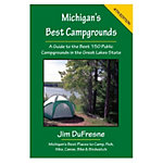 Michigan Trail Maps Michigans Best Campgrounds 2016