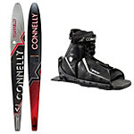 Connelly V with Sidewinder Binding Slalom Water Ski