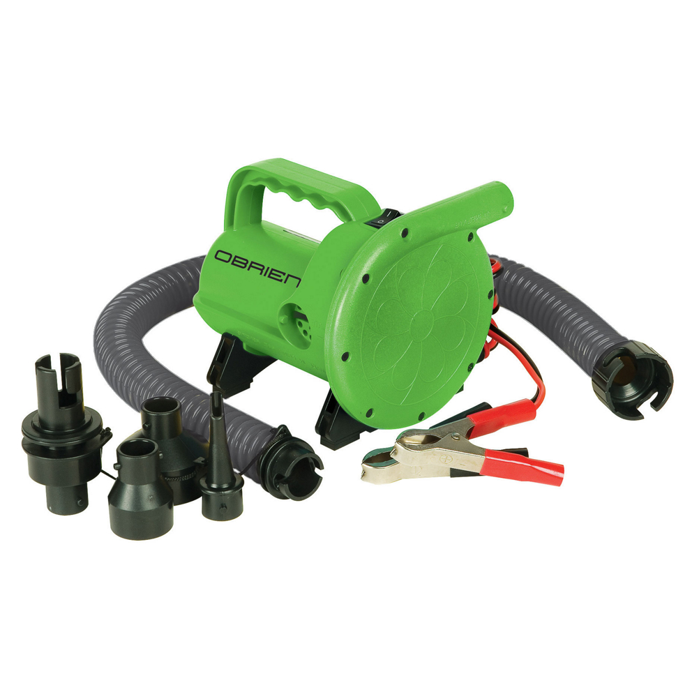 O'Brien High Pressure 12V Inflator Pump 2019
