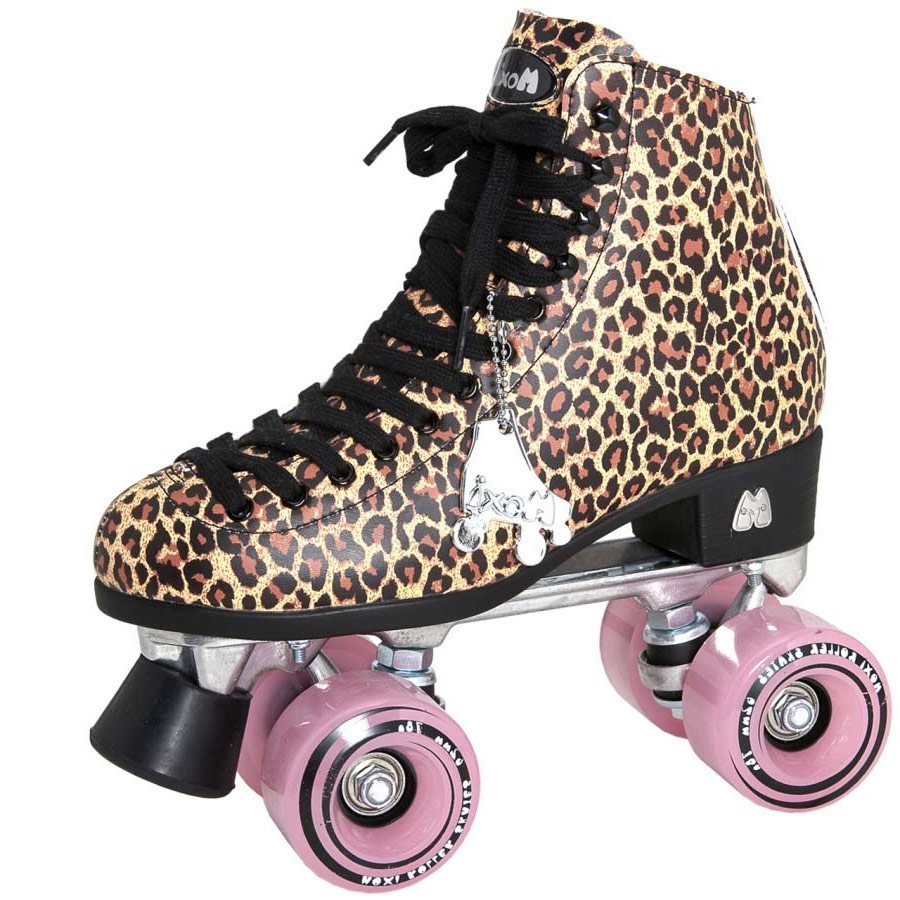 Riedell Moxi Ivy Jungle Womens Outdoor Roller Skates 2017