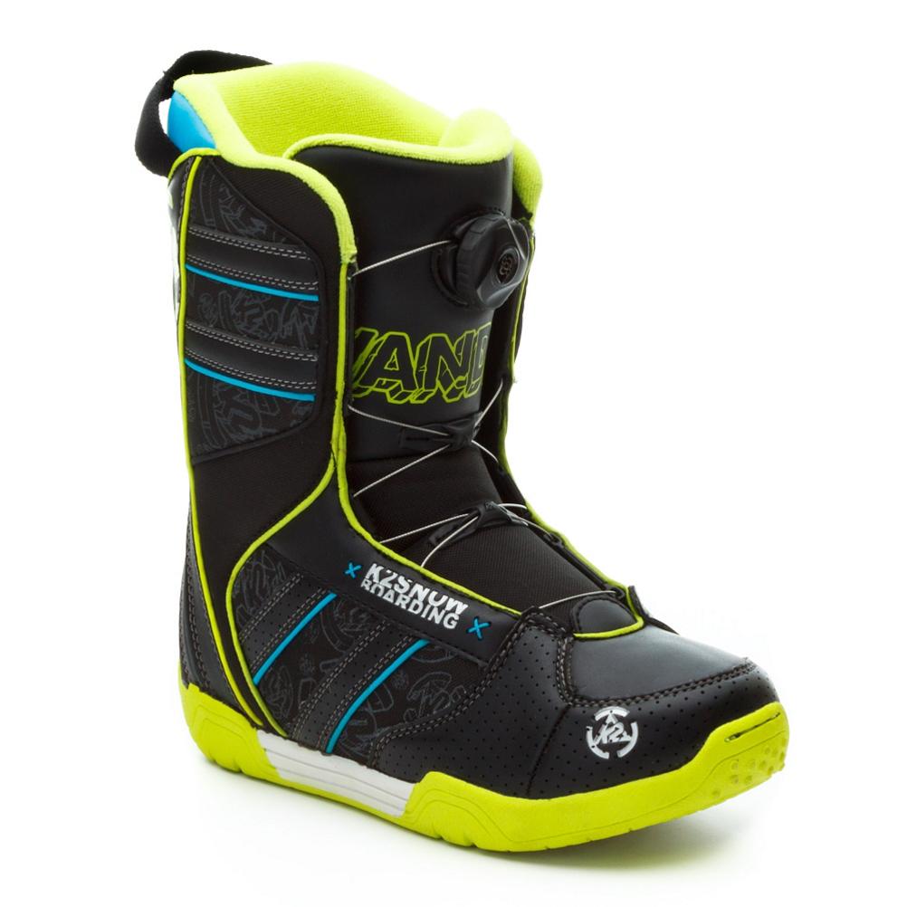 K2 Vandal Boa Kids Snowboard Boots