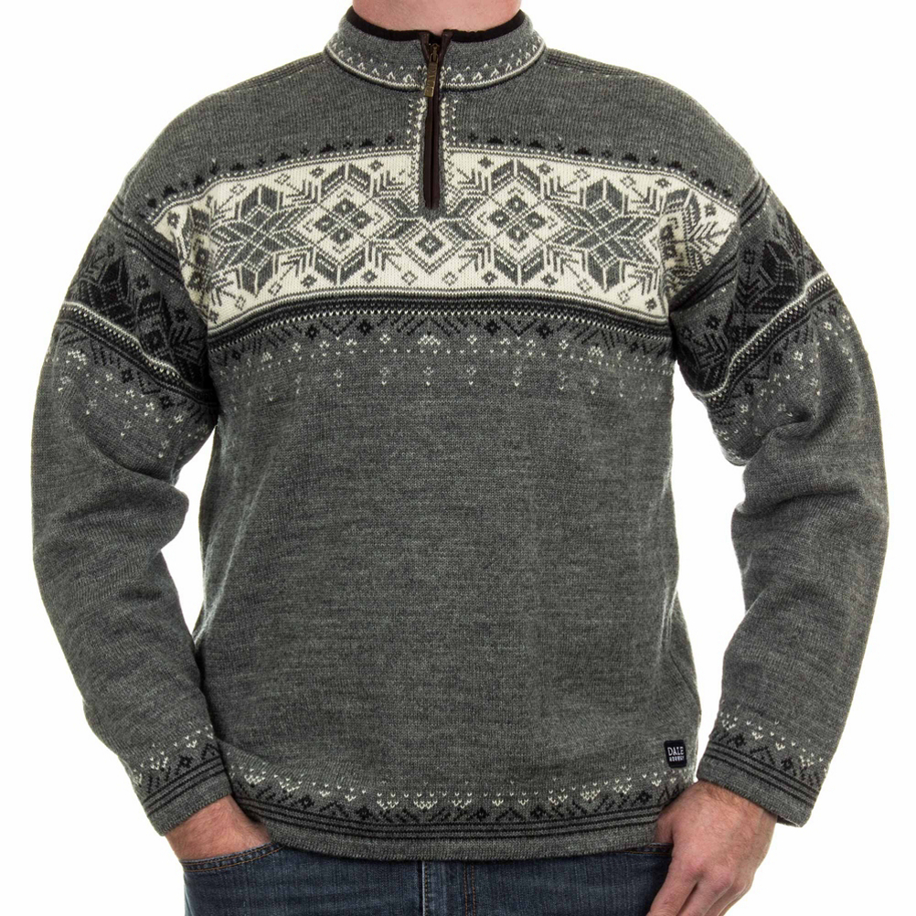Dale Of Norway Blyfjell Mens Sweater