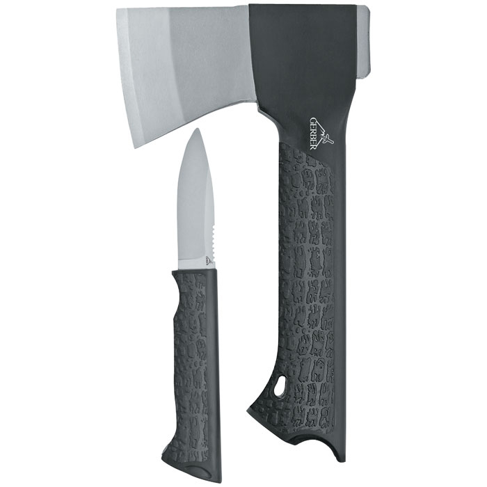 Gerber Gator Axe with Knife