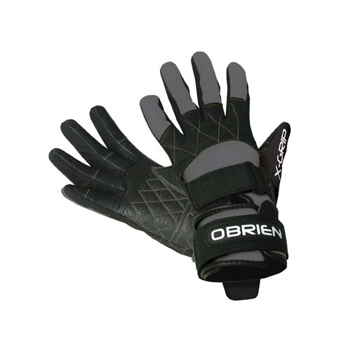 O'Brien Competitor X-Grip Water Ski Gloves 2019