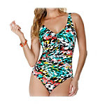 Magicsuit Yasmin Anaconda One Piece Swimsuit