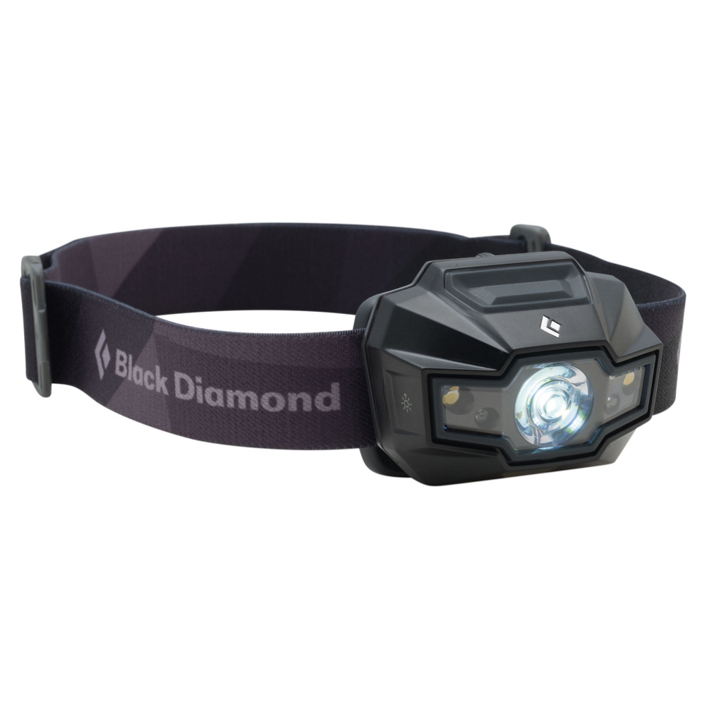black diamond storm headlamp- Save 9.% Off - If you're looking for versatility in a headlamp so that you can take care of house maintenance if it's dark or, if necessary, walk the hiking trails in the middle of the night then you'll want the Black Diamond Storm Headlamp at the ready.  The Storm is fully waterproof and boasts a bright 160 lumens for total outdoor performance.  With PowerTap Technology, you'll be able to adjust the light levels on the fly to accommodate changing conditions.  You'll also have the ability to adjust proximity, strobe, dimming and red night vision modes.  Worried about the light coming on when its jostled around in your backpack?  Well, no worries.  An Intuitive Lock Mode ensures that the light doesn't accidentally illuminate and drain the battery.  Whether you're a climber, camper or hiker, the waterproof Black Diamond Storm Headlamp will make a great companion when you want sight and safety in the dark.  Waterproof,  PowerTap Technology,  GTIN: 0793661198802, Model Number: BD620611MTBKALL1, Product ID: 345392, Model Year: 2016, Weight With Batteries: 3.9oz, Batteries: 4 AAA, Regulated Output: No, Average Run Time: QuadPower: 200 hours; SinglePower: 125 hours, Red Light Mode: Yes, Strobes: Yes, Brightness Levels: 2 + dimmer, Beam Distance Range: 70 meters, Max Beam Distance: 70m, Beam Type: Flood, Spot, Light Output Range: High: 70m; Low: 7m, Max Light Output: 160 Lumens, Bulb Type: 3 LEDS, Use: Both Camping and Casual Use, Water Resistant: Yes, Rechargeable: No