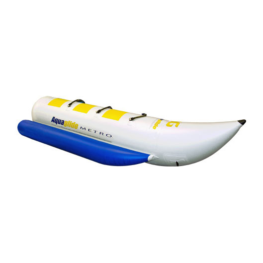 Aquaglide Metro Banana Boat 5 Person Towable Tube