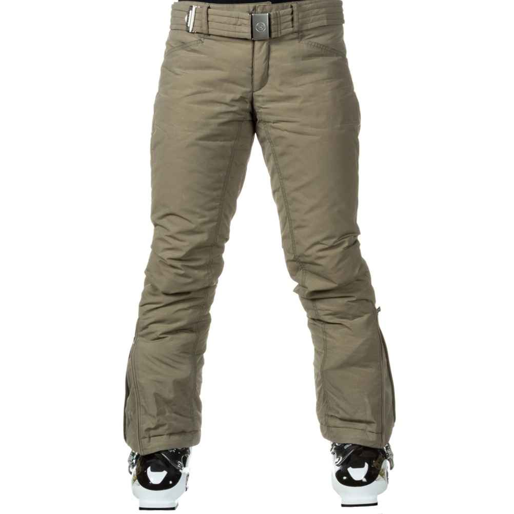 Bogner Nala Womens Ski Pants: Save 65% Off - When it comes to Bogner and Ski, the combination is Magic.  The Bogner Nala Womens Ski Pants bring on a fresh and exciting design, long, lean and perfect fit with a  belt and jean style pockets that will fulfill all your wants and needs.  The Mini Oxford Fabric gives The Nala Ski Pants a rich look of their own.  These Nala Pants will mix and match with your favorite Bogner Jacket to complete your winter outerwear.  Bogner provides a dreamy fit along with precision excellence in a well designed style, delivering to you a first-rate product that is personal to your being.  Mini Oxford Fabric,  Long and lean,  Lightweight,  GTIN: 4054352595826, Model Number: 1154 4612 759 6, Product ID: 349362, Model Year: 2015, How Does This Fit?: Slightly Small, Warmth Factor: Warm, Waist: With Belt, Lining Material: Nylon, Pant Fit: Slim, Type: Insulated, Breathability: High Breathability (15,001 - 20,000g), Waterproof: High Waterproofing (15,001 - 20,000mm), Race: No, Warranty: Three Year, Low Rise: No, Articulated Knee: No, Suspenders: None, Thigh Zip Venting: No, Full Zip Sides: No, Breathability Rating: 20,000g, Waterproof Rating: 20,000mm, Taped Seams: Critically Taped, Exterior Material: Polyamide Mini Oxford