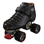Riedell Black Widow Boys Derby Roller Skates 2016