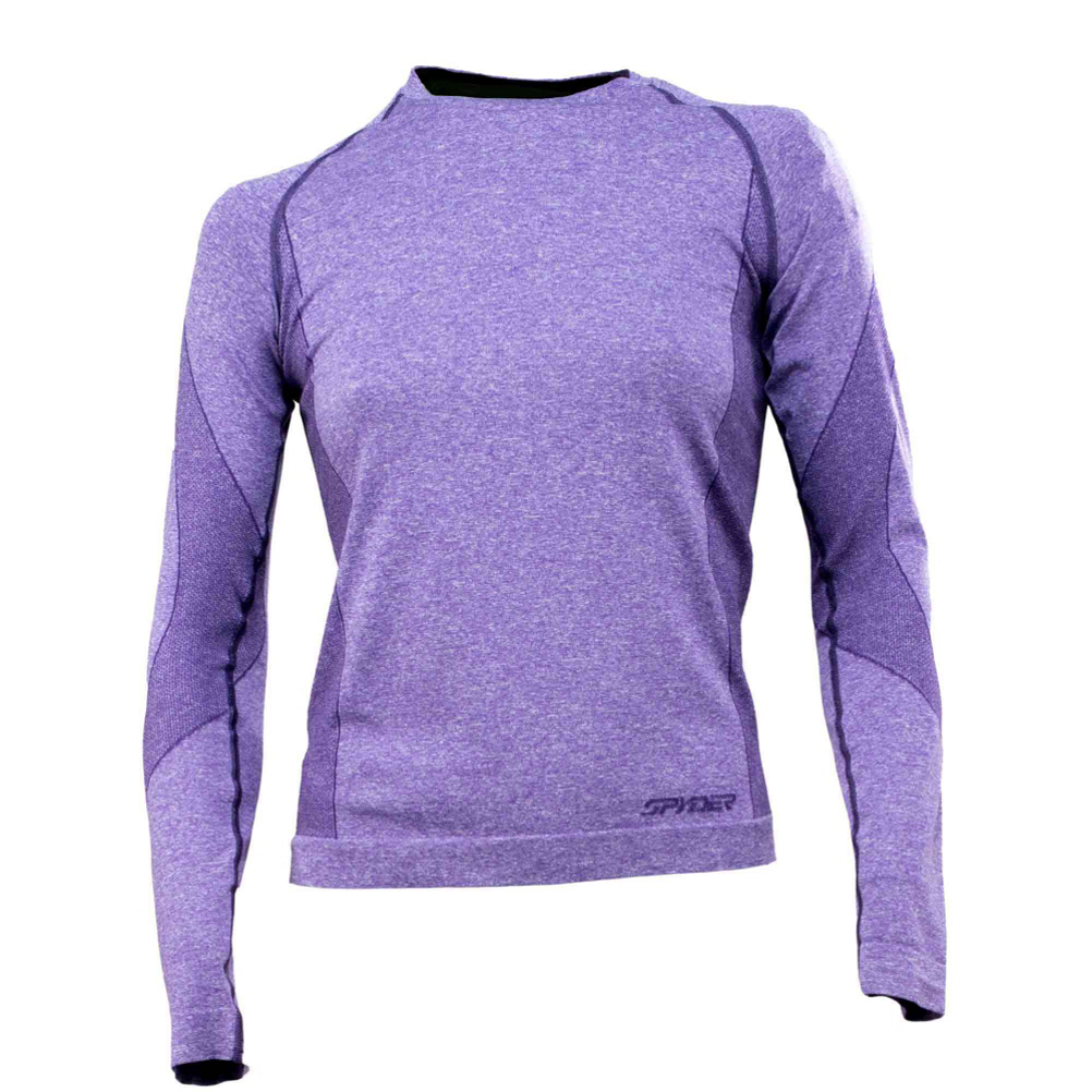 Spyder Runner Long Sleeve Womens Long Underwear Top (Previous Season)
