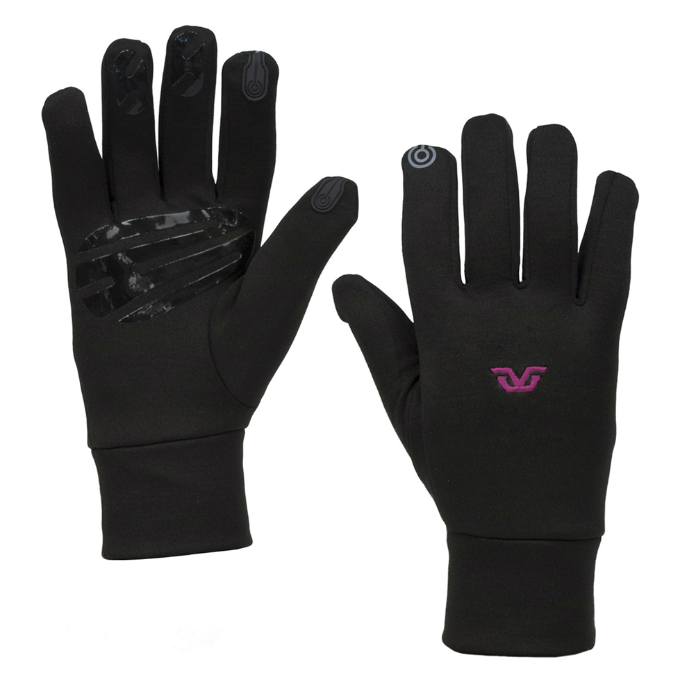 Gordini Tactip Stretch Fleece Touch Screen Womens Glove Liners