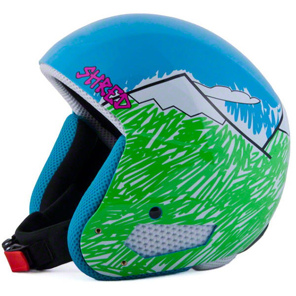 SHRED Mega Brain Bucket Helmet