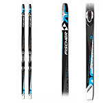 Fischer Jupiter Control Cross Country Skis with Bindings