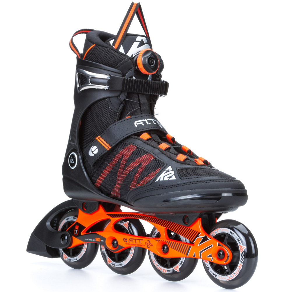 K2 F.I.T. 84 Boa Inline Skates