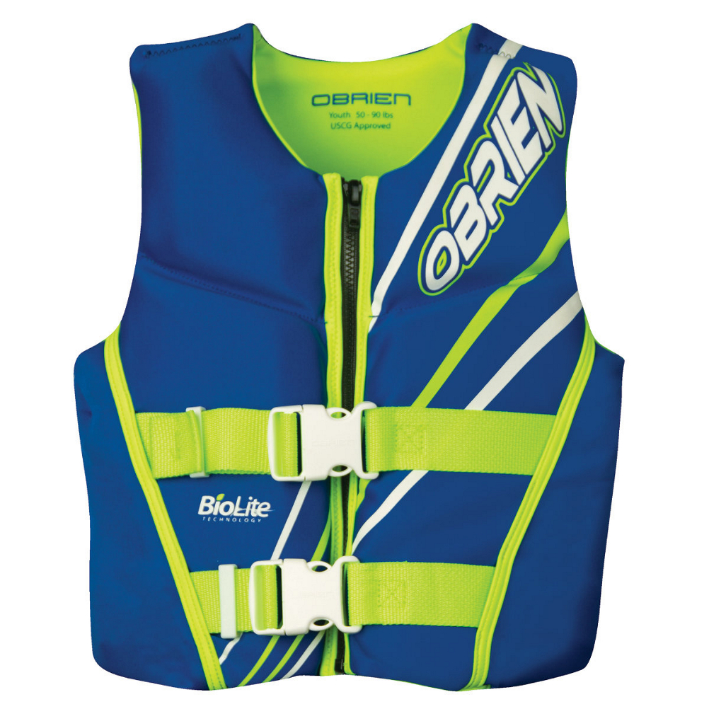 O'Brien Blue Junior Life Vest 2019