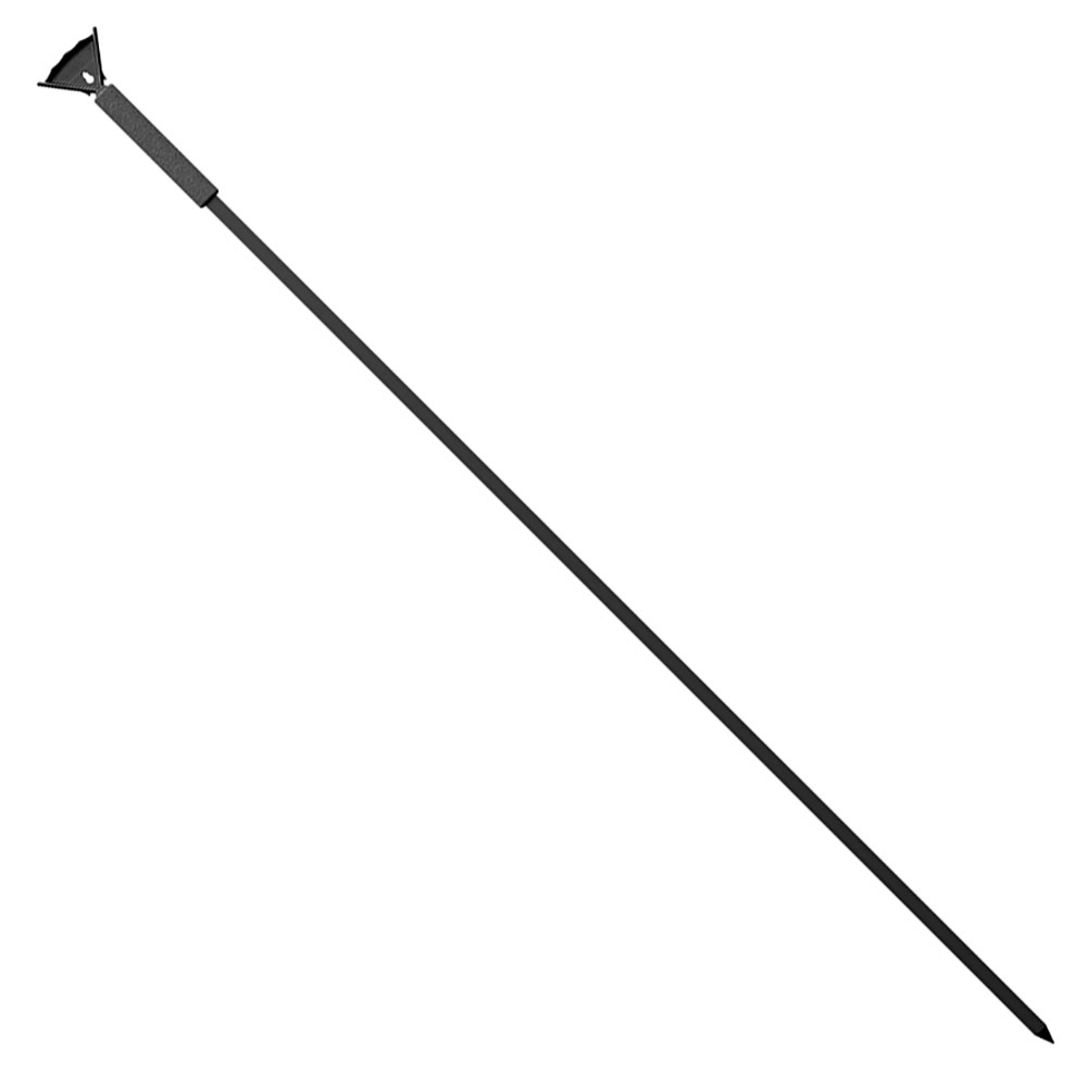 yakattack parknpole- Save 12% Off - Great for fishing in shallow or rocky waters; the ParkNPole from YakAttack is light weight and incredibly durable. This pole was designed as a stake out pole for kayaking.  It features a floating base, a fiberglass body and a foot and tip that are made of wear-resistant nylon and are UV stable.  Foot for paddling,  Tip for staking into the ground,  6ft and 8ft options,  Model Year: 2016, Product ID: 376778, Model Number: PNP6, GTIN: 0819731010123