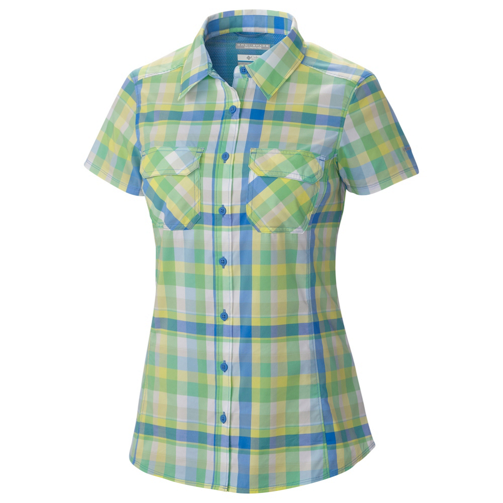 Columbia Saturday Trail III Short Sleeve Womens Shirt