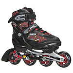 Roces Moody 4.0 Boys Adjustable Kids Inline Skates