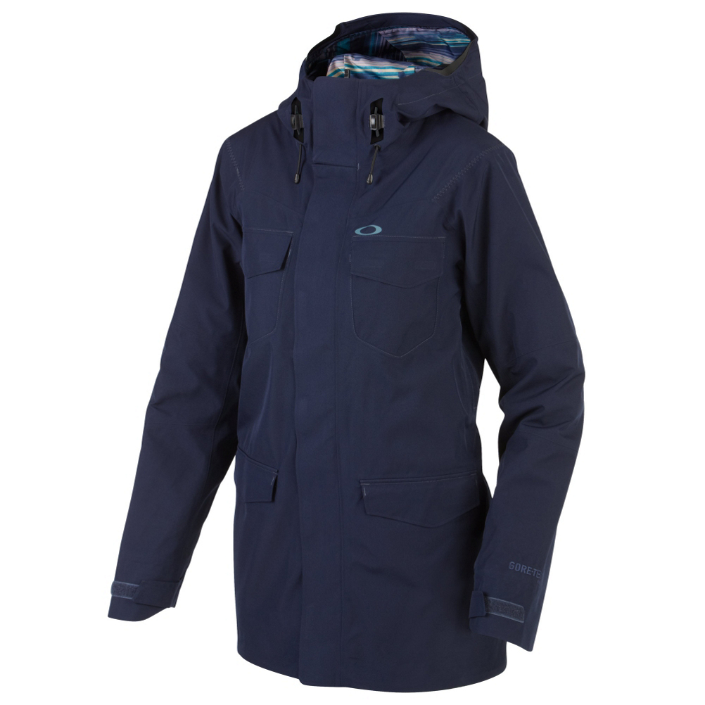 Oakley Echo Gore Tex Biozone Womens Insulated Ski Jacket