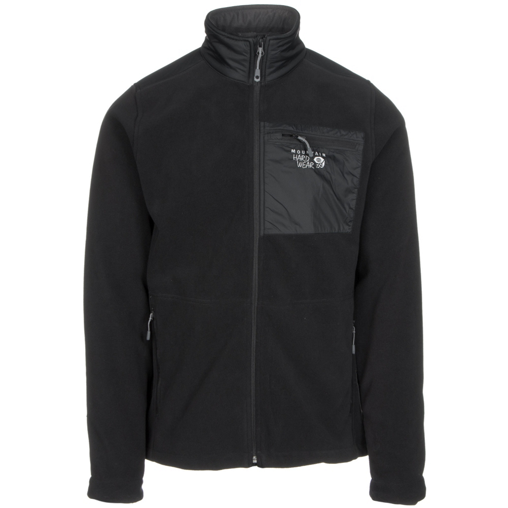 mountain hardwear chill factor 20 mens jacket- Save 68% Off - The Mountain Hardwear Chill Factor 20 celebrates 20 years of innovation. This midweight fleece is warm and built tough to withstand any adventure you throw at it. Reinforced nylon overlays at lower arms, shoulders, neck and chest pocket,  built to withstand anything from pack straps to the harshest rock face on any backpacking or climbing adventure. Dual hem drawcords seal in warmth, while zippered pockets protects all of your outdoor essentials. embrace the outdoors with the Chill Factor 20 Fleece Jacket.  Reinforced nylon overlays at lower arms, shoulders, neck and chest pocket,  Zip handwarmer pockets,  Zip chest stash pocket,  Dual hem drawcords seal in warmth,  Internal butter jersey cuffs,  Exterior Material: Brushed Fleece Hi-Five 30D Ripstop, Taped Seams: None, Warranty: One Year, Type: Fleece, Jacket Fit: Regular, Length: Hip, Insulation Type: Fleece, Waterproof: None, Breathability: Not Specified, Wind Protection: No, Warmth Factor: Slightly Warm, How Does This Fit?: True To Size, Recommended Use: Hiking/Camping, Model Year: 2015, Product ID: 387179, Model Number: 1571371090 S, GTIN: 0887487489708