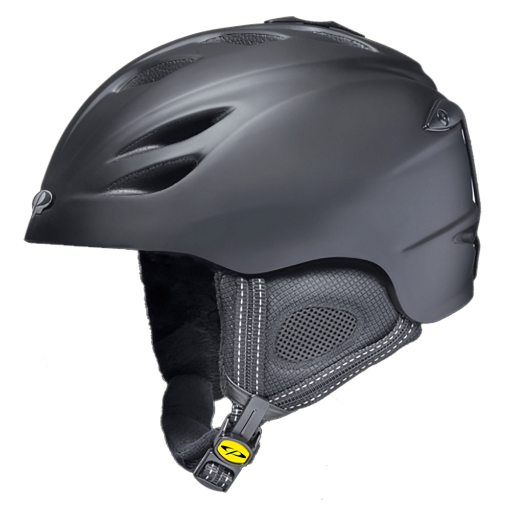 cp helmets arago helmet- Save 70% Off - The Arago from CP Helmets makes a great helmet for the value driven skier looking for a classic look.  You can regulate your temperature and the air flow into the helmet with the Controllable Air Flow System that has a switch located on the top of the helmet that opens and closes the vents.  The Size Adapting system has a dial located on the rear of the helmet that you can adjust it to the perfect size for yourself.  If you get warm, or you want a different look you can remove the ear pads.  When you are looking for a helmet that is a great value and has a high amount of functionality the CP Arago is the helmet for you.  Controllable Air System,  Removable Ear Pads,  Size Adapting System,  Product ID: 389608, Model Number: 1192701, GTIN: 7640132943511, Shell Construction: In-Mold, Year Round Capable: No, Adjustability: Full, Ventilation: Adjustable, Brim/Visor: No, Audio: Not Compatible, Category: Half Shell, Race: No, Warranty: One Year, Certifications: EN 1077