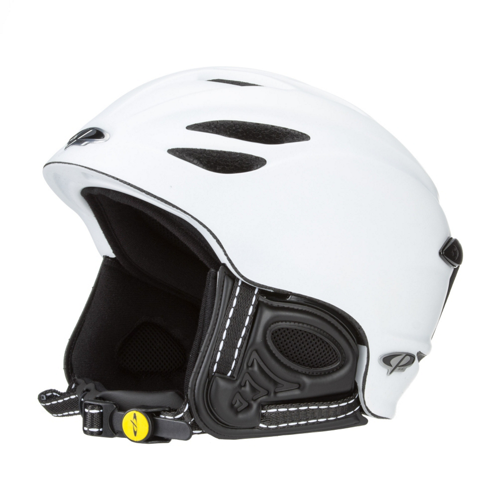 cp helmets arago s.t. helmet- Save 70% Off - The CP Arago S.T. is a perfect helmet for winter sports enthusiasts that are looking for a cost effective helmet that is easy to fit, and easy to adjust the vents.  The oversized toggle switch adjusts the Controllable Air System by opening and closing your vents to keep you comfortable on the mountain.  You can easily manipulate the size by twisting the Size Adapting System Dial that is on the back of the helmet, above the neck line.  If you still get too warm you can remove the Ear Pads, of if you want a new school look.  Controllable Air System,  Size Adapting System,  Removable Ear Pads,  Certifications: EN 1077, Warranty: One Year, Race: No, Ventilation: Adjustable, Year Round Capable: No, GTIN: 7640132943313, Model Number: 1192201, Product ID: 389622, Shell Construction: In-Mold, Adjustability: Full, Brim/Visor: No, Audio: Not Compatible, Category: Half Shell
