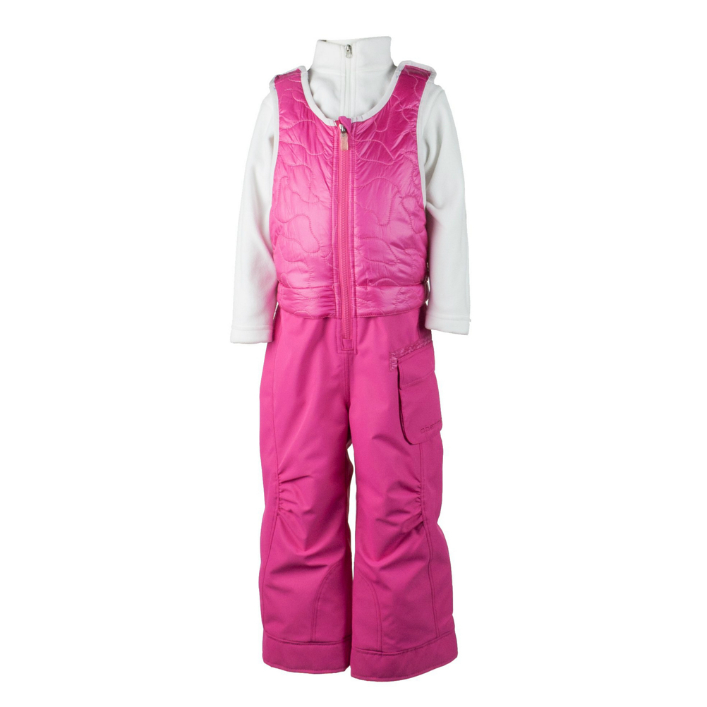 Obermeyer Chacha Bib Toddler Girls Ski Pants