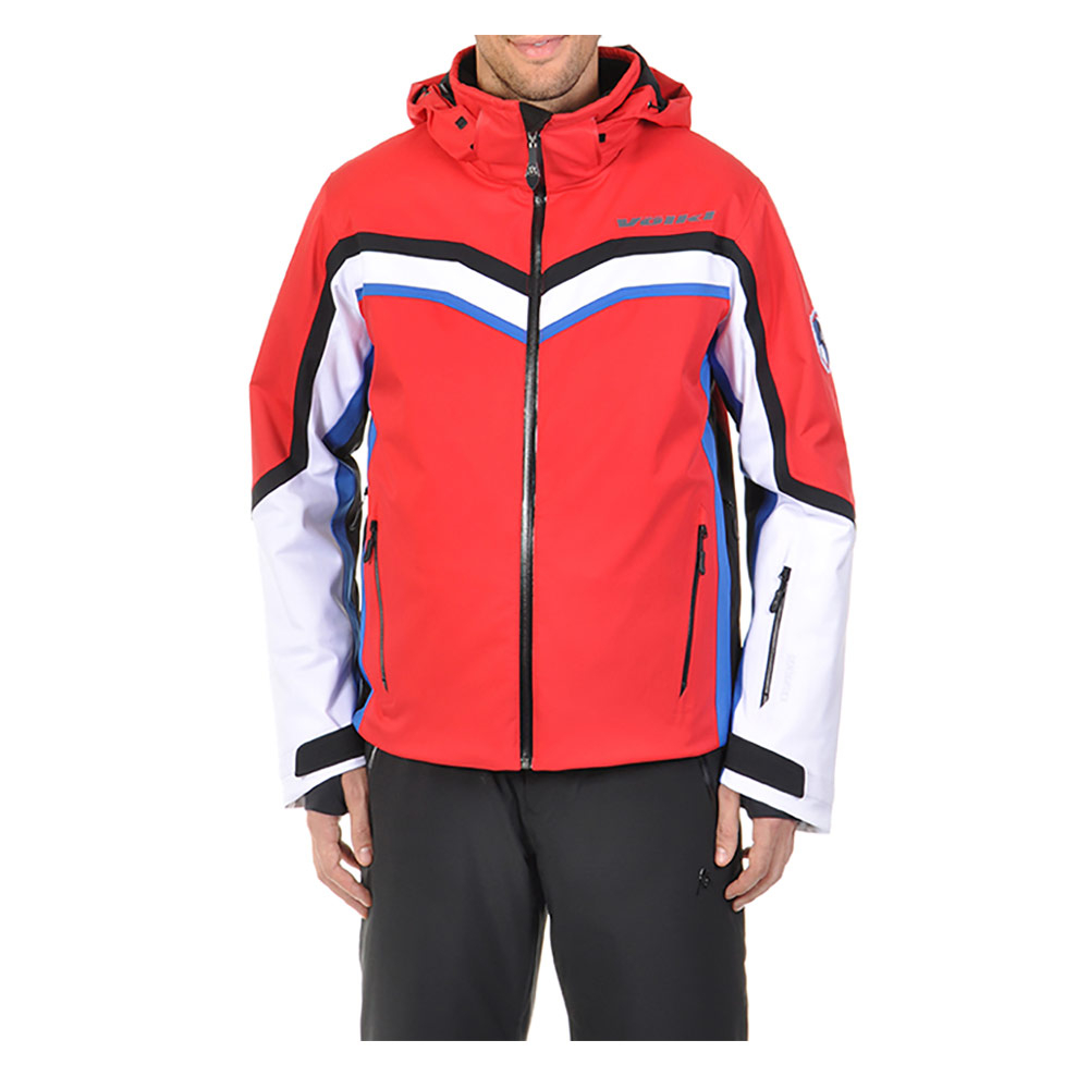 Volkl Yellow Stone Mens Insulated Ski Jacket 391327999