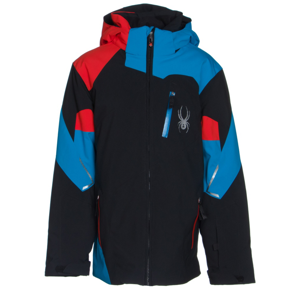 Spyder Leader Boys Ski Jacket