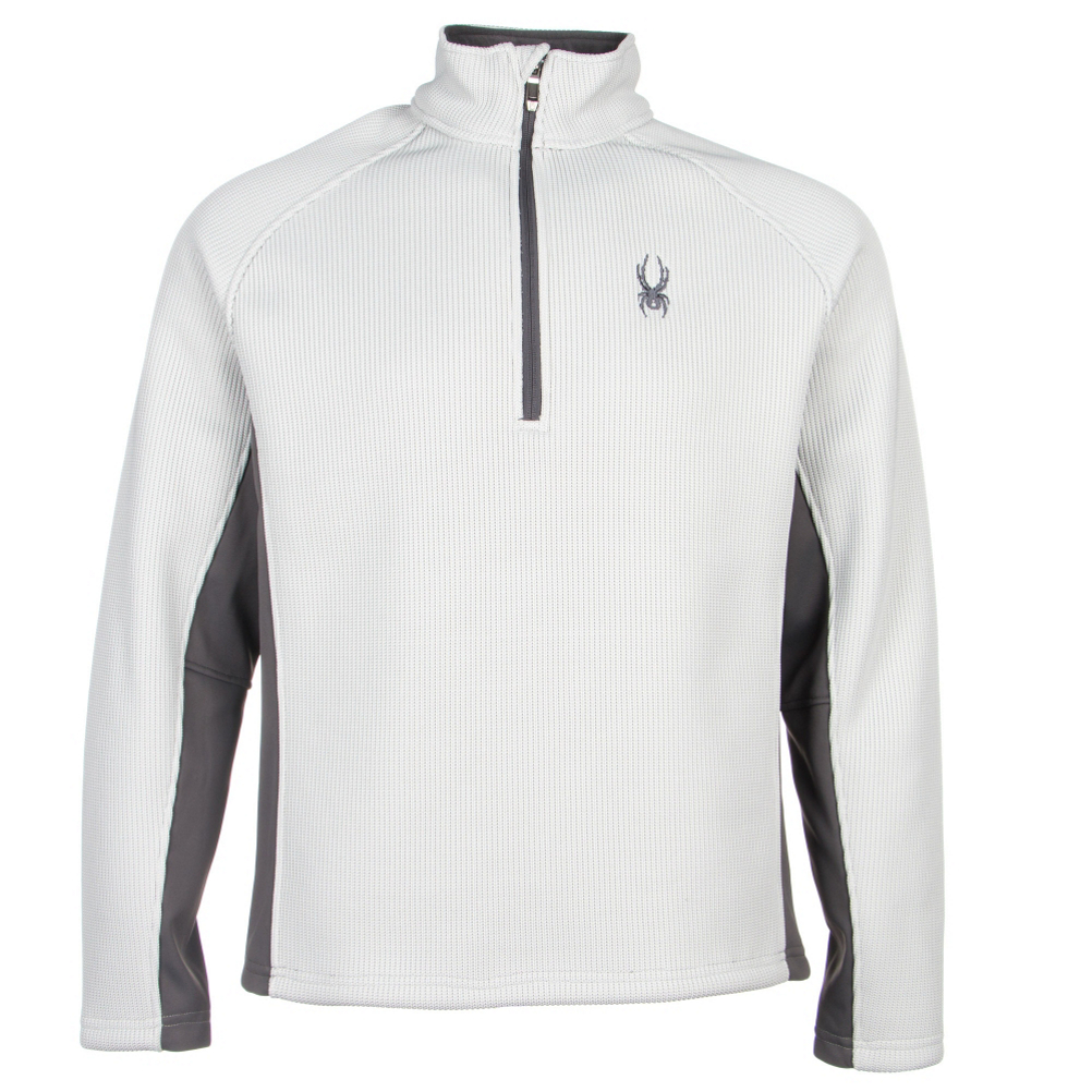 Product image of Spyder Core Pitch Half Zip Mens Sweater